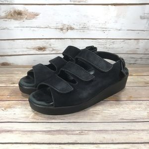 Wolky Fisherman Ankle Strap Size 39